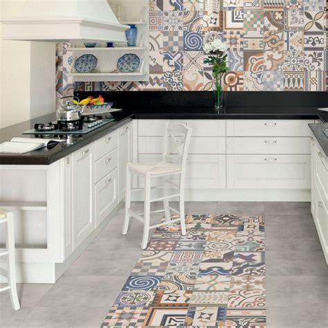 Patterned Floor Tiles Patterned tiles for Kitchen