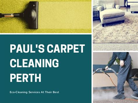 Paul s Carpet Cleaning