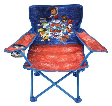 Paw Patrol Fold N Go Patio Chairs amazon