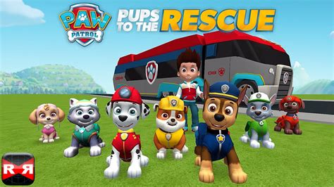 Paw Patrol Pups to the Rescue by Nickelodeon iOS