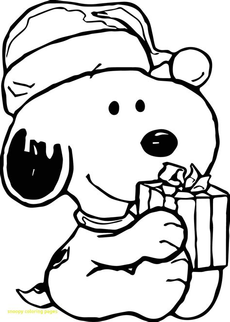Peanuts Coloring Pages Free and Printable