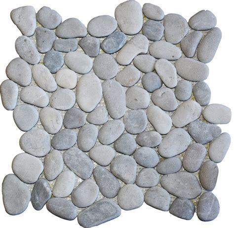 Pebble Mosaic Tiles Pebble Flooring UK Bathroom