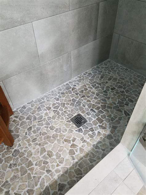 Pebble Tile Pebble Shower Floors Westside Tile and Stone