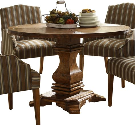 Pedestal Dining Room Tables Houzz