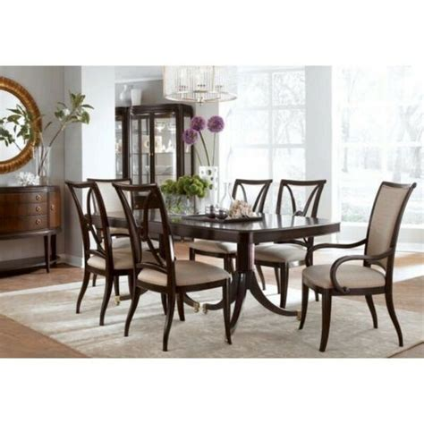 Pedestal Dining Table Oval Buy and Sell Kijiji