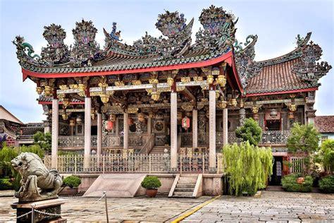 Penang Khoo Kongsi Georgetown Attractions