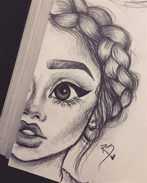 Pencil Drawings Ideas For Beginners In Drawing Pencil