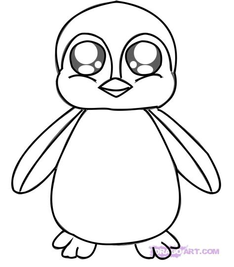 Penguin Coloring Pages PrintActivities