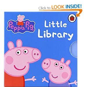 Peppa Pig Little Library Amazon Ladybird