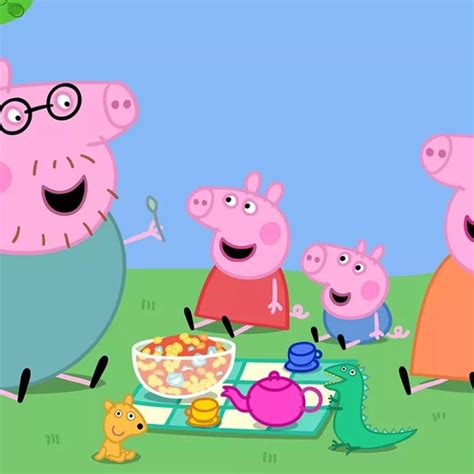 Peppa Pig Picture ABC KIDS