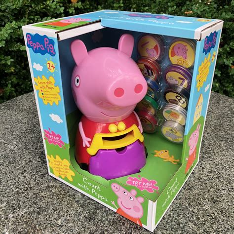 Peppa Pig Toys Videos and Games
