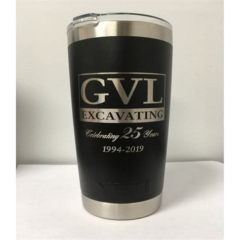 Personalized YETI Rambler Tumbler YETI Custom Shop