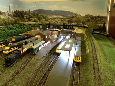 Peter s layout Model railway layouts plans