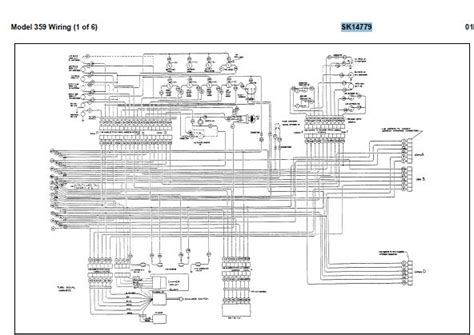 peterbilt engine brake wiring diagram images peterbilt 379 wiring peterbilt 359 complete electrical wiring diagrams