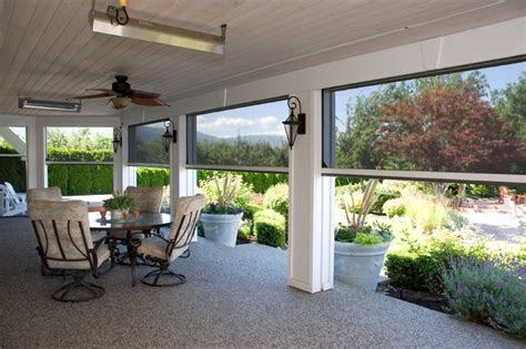 Phantom Screens outdoor blinds and retractable screens