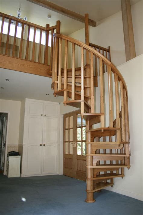 Photo Gallery Spiral Stairs and Staircases Premium Wood