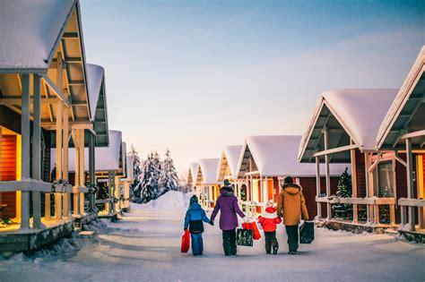 Photos Santa Claus Village in Rovaniemi in Lapland in