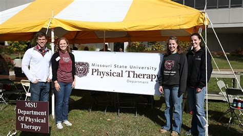 Physical Therapy Department Missouri State University