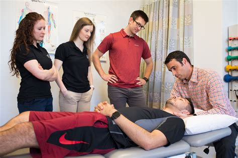 Physical Therapy and Athletic Training U of U College of