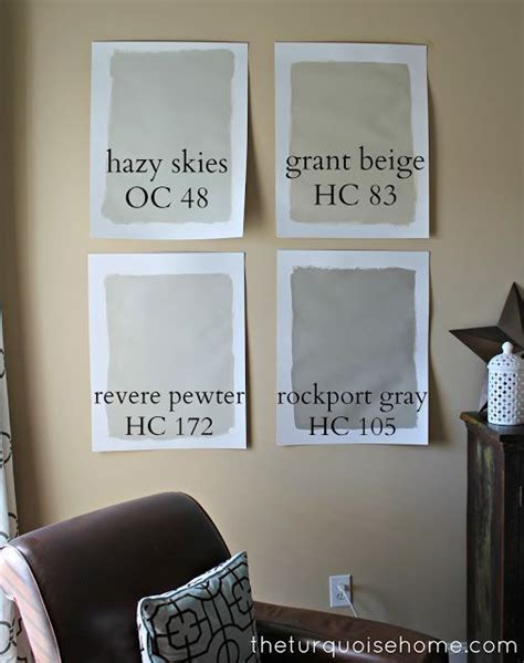 Picking the Perfect Gray Paint Revere Pewter The