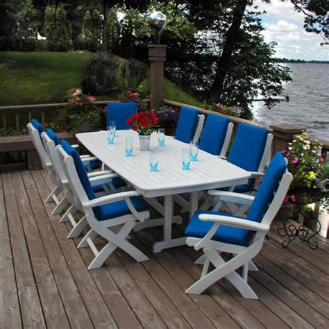 Picnic Tables Recycled Plastic Outdoor Furniture