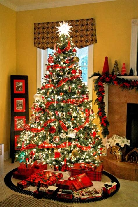 Pics Of Decorated Christmas Trees
