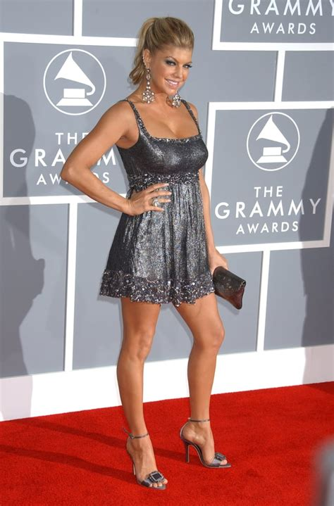 Pictures of Fergie s Red Carpet Style POPSUGAR Fashion