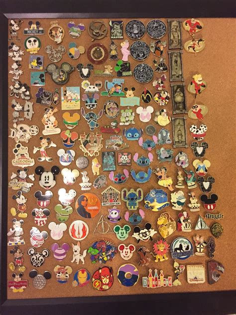 Pins Collections By Disney