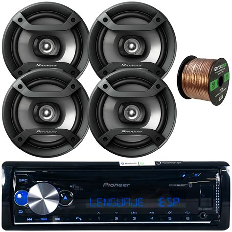 Pioneer USA Car Stereo Speakers Home Theater
