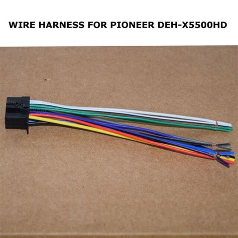 Pioneer Wire Harness DEH X5500HD DEHX5500HD DEH eBay
