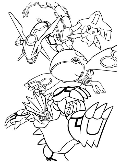 Piplup Coloring Pages secoin