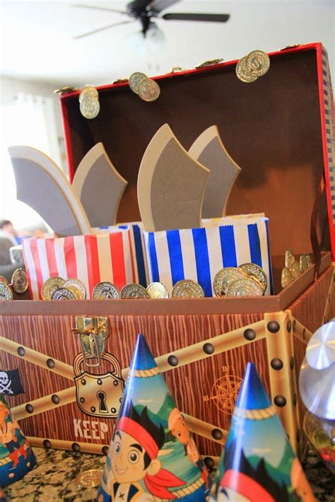 Pirate Party Ideas by a Professional Party Planner