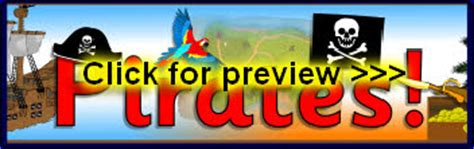 Pirates Primary Teaching Resources Printables SparkleBox