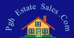 Pittsburgh Estate Sales