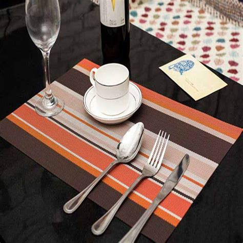 Placemats For Dining Room Table Placemats alibaba