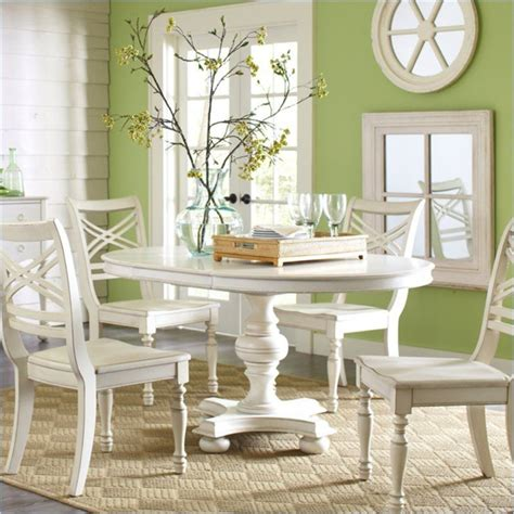Placid Cove 42 Inch Round Dining Table I Riverside Furniture