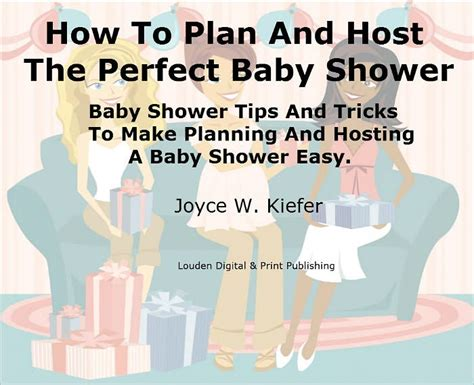 Plan the Perfect Baby Shower