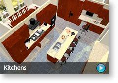 Plan3D Online 3D Home Design Kitchens Interior Design