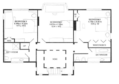 Plans with Master Bedroom on First Floor Dream Home Source