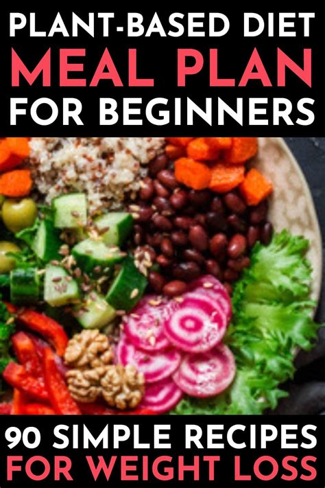 Plant Based Diet Recipes 9 Day Plant Based Diet Plan