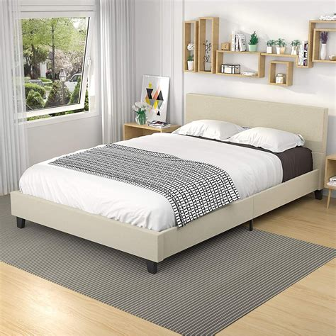 Platform Beds Wood Metal Upholstery Platform Bed Models