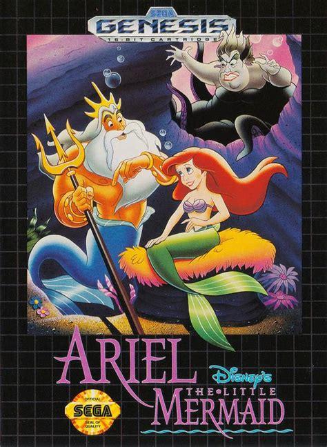 Play Ariel the Little Mermaid Sega Genesis online Play