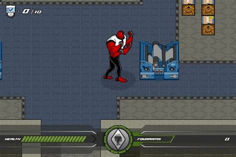 Play Ben 10 Battle Ready Play Free Games Online