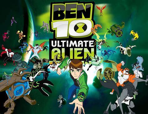 Play Ben 10 Ultimate Alien games Free online Ben 10
