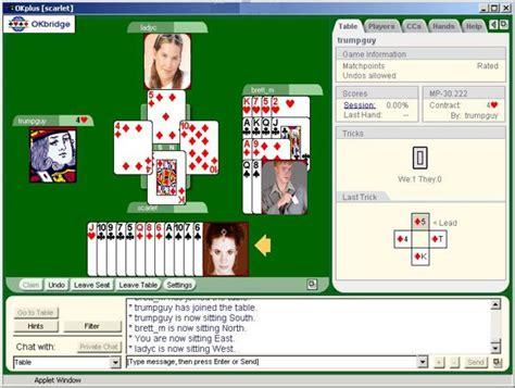 Play Bridge Try This Online Card Game Free Today OKbridge