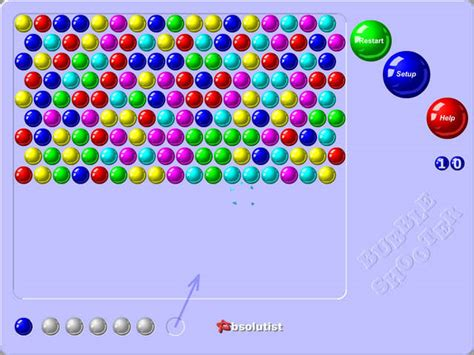 Play Bubble Shooter 3 Play Free Games Online