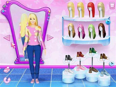 Play Free Barbie Games Online OFreeGames Com