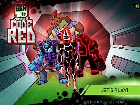 Play Free Ben 10 Games Online QiQiGames Com