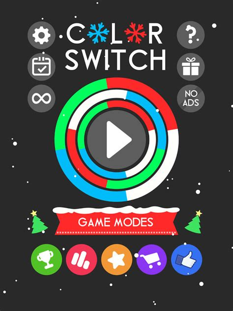 Play Free Color Switch Game Online Games On