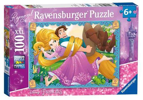Play Free Princess Rapunzel Jigsaw Puzzle online